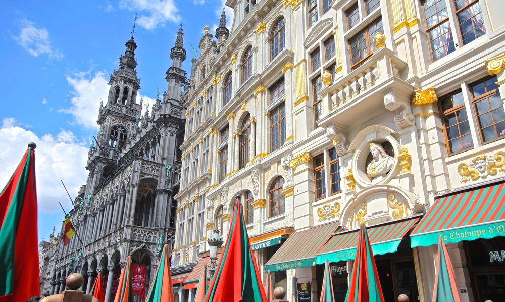 City Centre   Brussels, Belgium