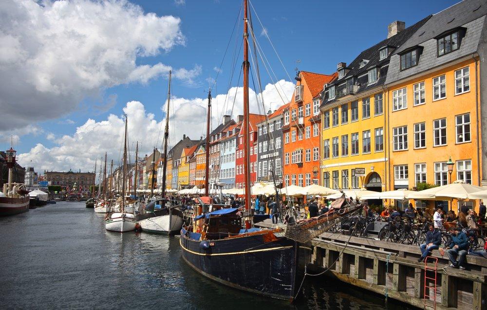 Nyhaven ,  Copenhagen