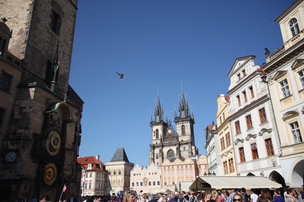 Prague Astronomical Clock , Staroměstské nám. 1, 110 00 Praha 1-Staré Město, Czechia