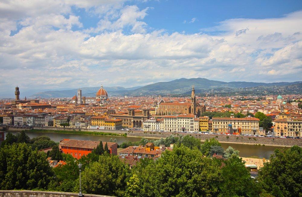 Piazzele Michalangelo   50125 Firenze, Italy