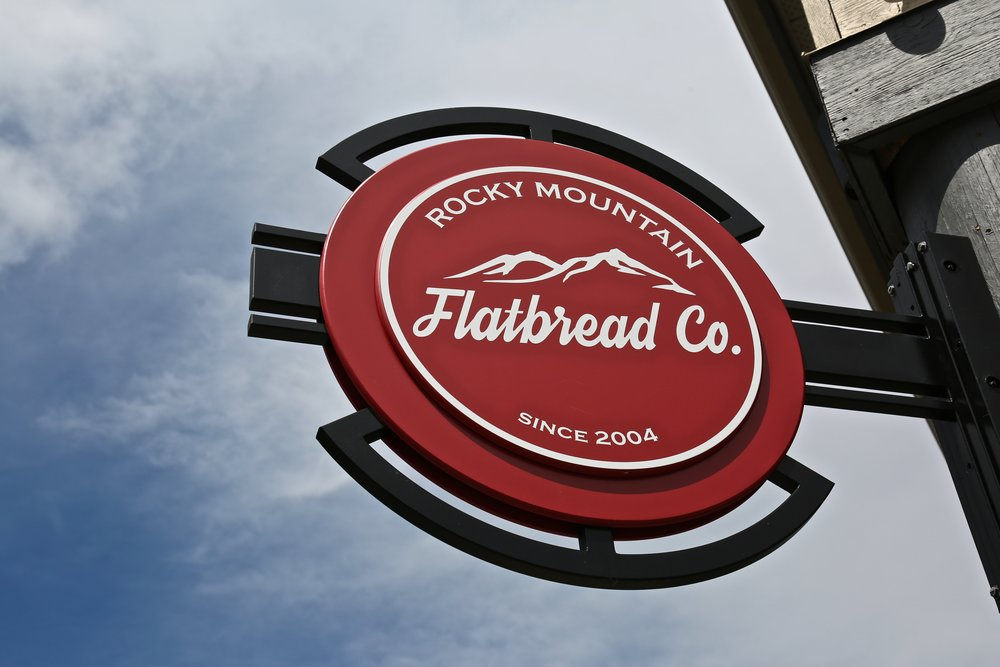 Rocky Mountain Flatbread in Canmore