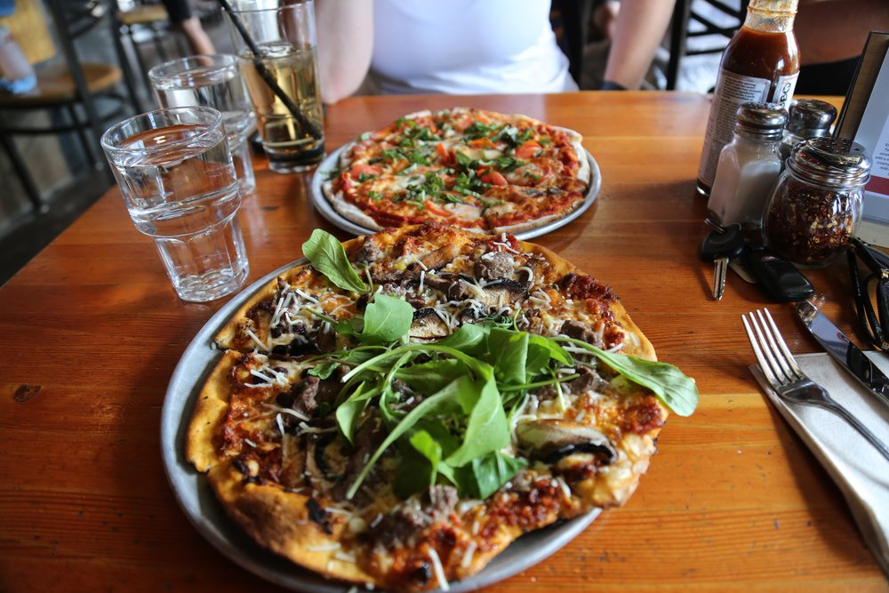 Rocky Mountain Flatbread Pizza