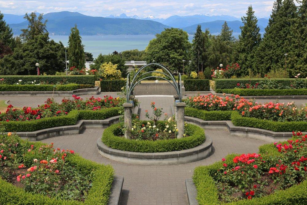 Rose Garden UBC