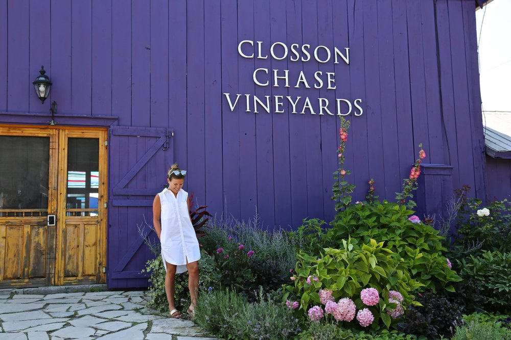 Closson Chase Winery