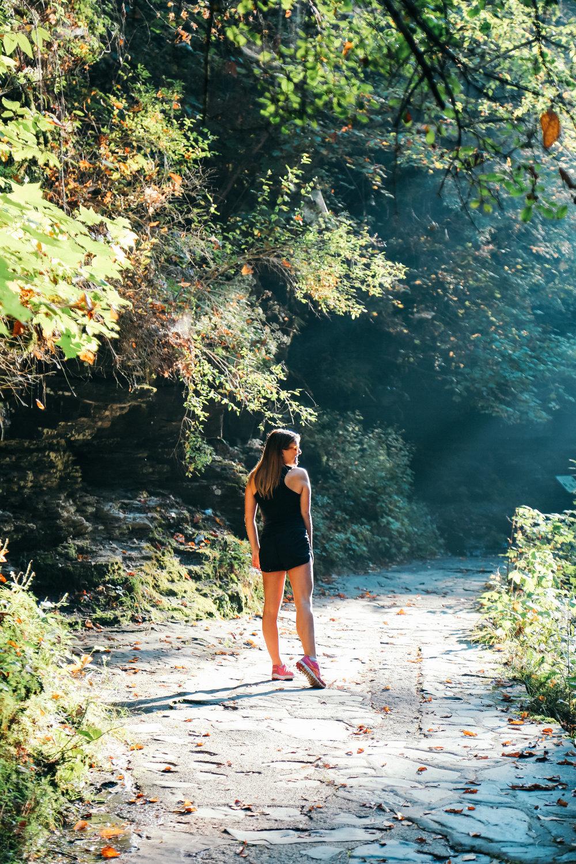 Watkins Glen Hiking