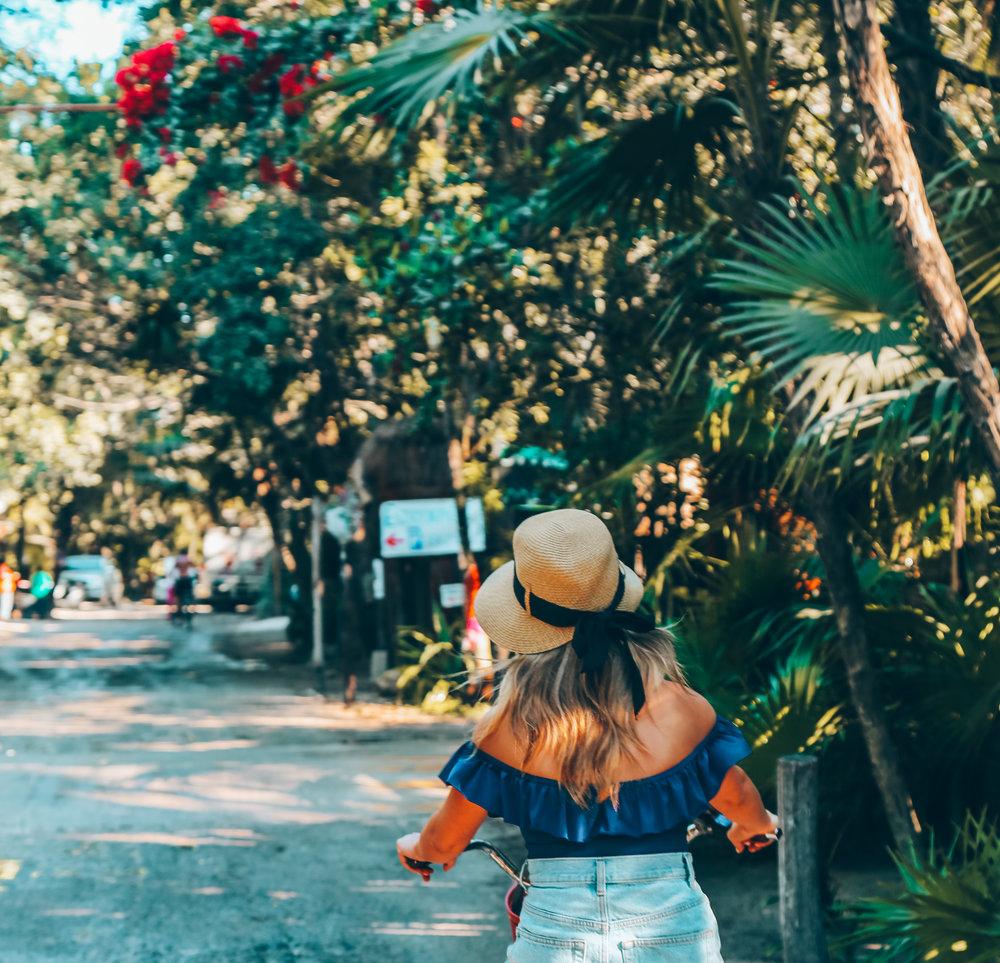 Cenote Mexico