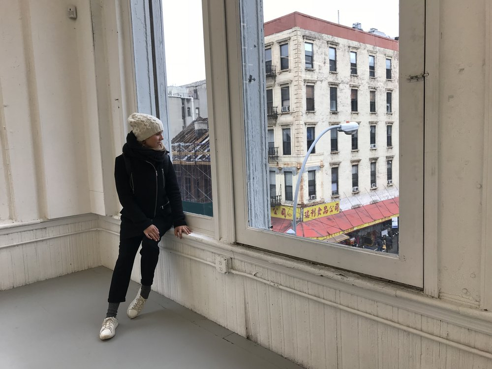 NYC Art Gallery