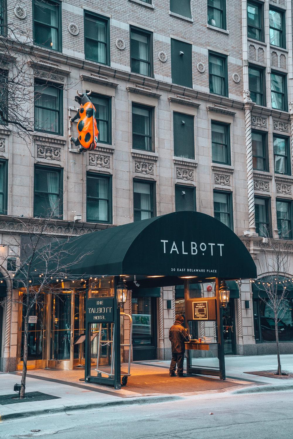 The Talbott Hotel