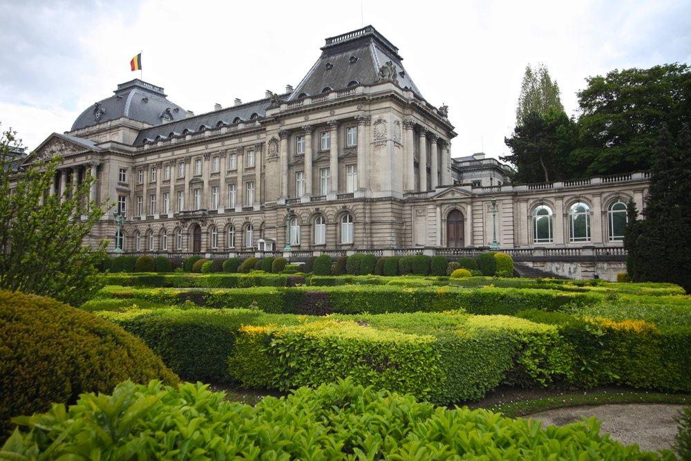 The Royal Palace , Rue Brederode 16, B-1000 Bruxelles, Belgium