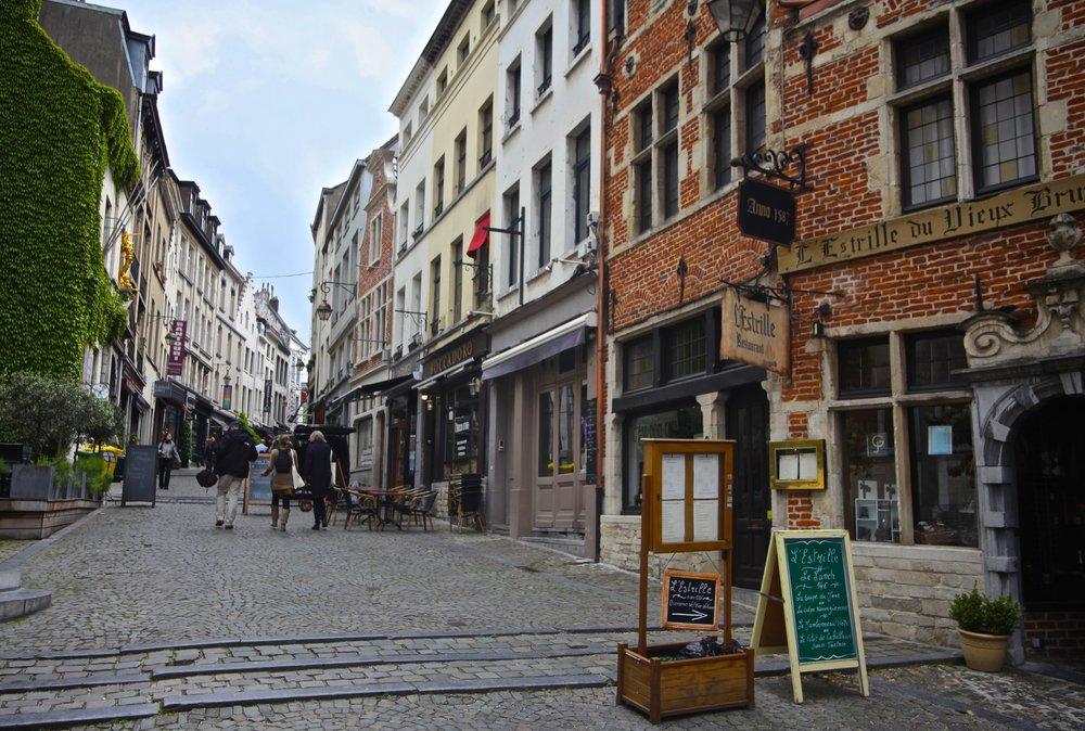 Sablon , Boulevard de l'Empereur 27, 1000 Bruxelles, Belgium