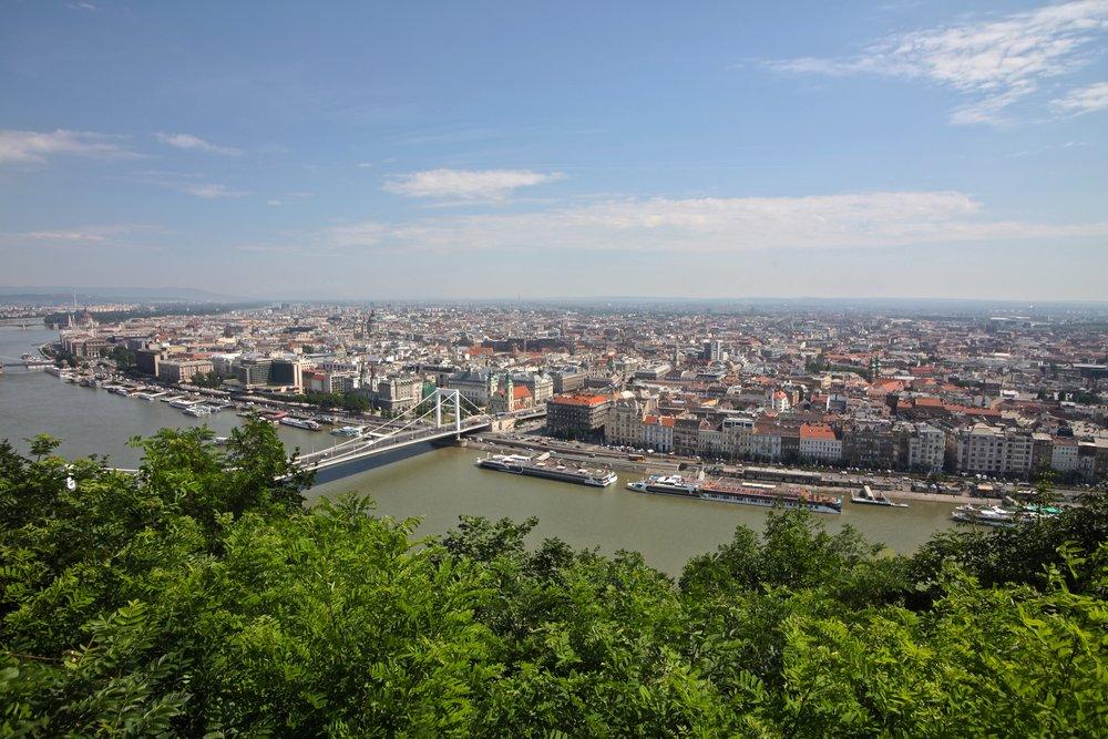 Gillert Hill,  Budapest, Hungary