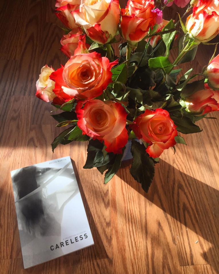 careless - My debut poetry book, careless, is now available here!