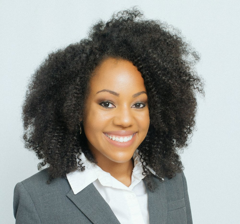 Danielle Mitchell ,  Marketing Strategist & Founder of  Average Black Girl  & Community Manager of  Melanin Business