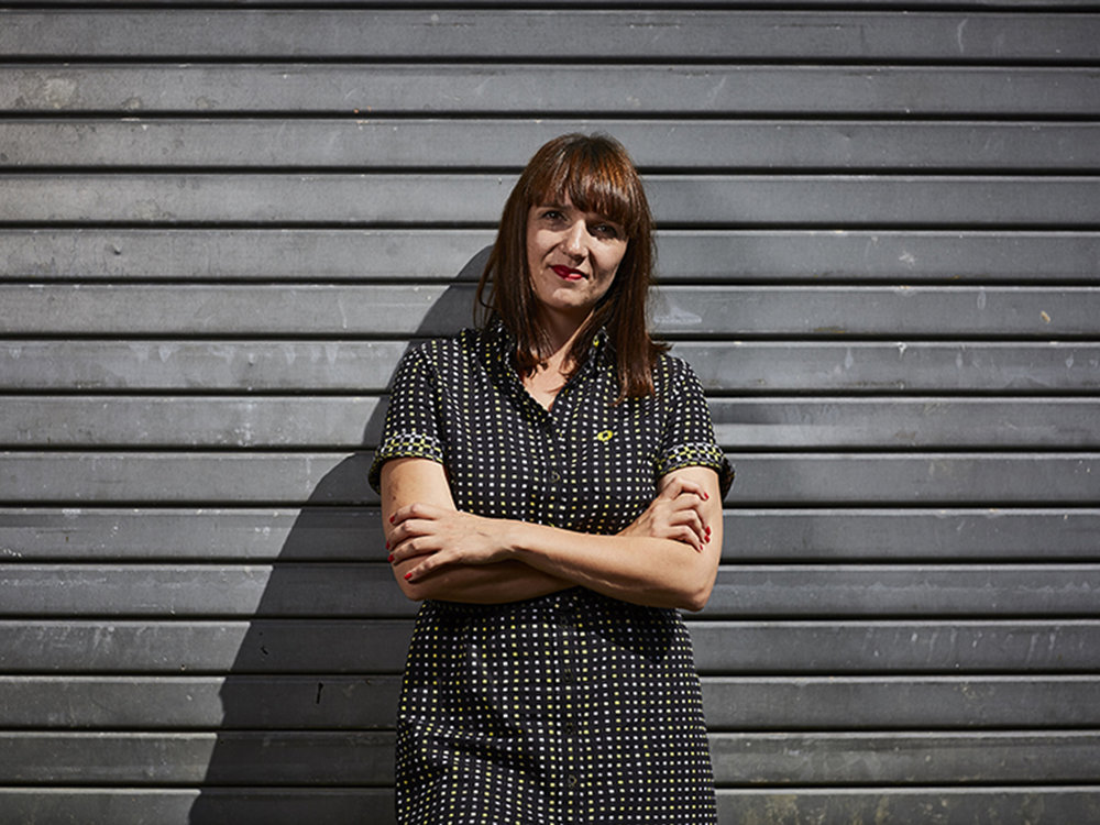 ADELE STRIPE Author Adelle was born in 1976 and grew up in Tadcaster. She'll be reading from her debut novel, Black Teeth And A Brilliant Smile - due to be published in June 2017, and for which she was awarded the 2016 K Blundell Award For Fiction. This slice of kitchen-sink noir takes in the life of Bradford playwright Andrea Dunbar, who went from a council estate to writing the 1980s theatre and film smash Rita, Sue And Bob Too