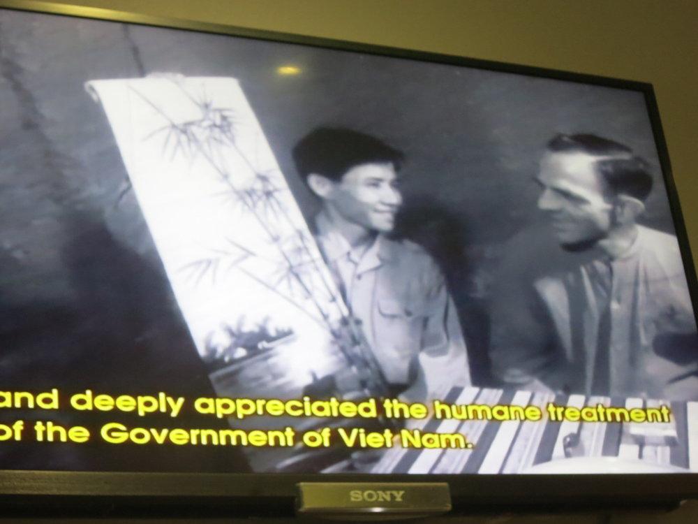 Propaganda, Hanoi Hilton.