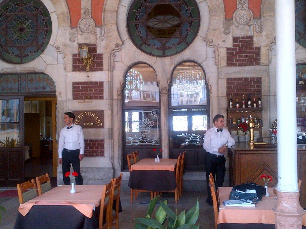 Orient Express terminus, Istanbul.
