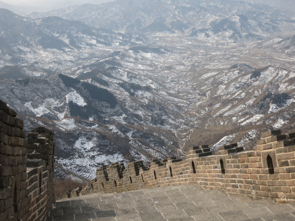Great Wall, Mutianyu.