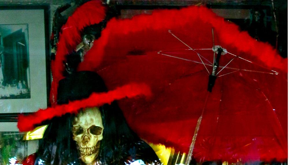 La Santa Muerte, Tepito.