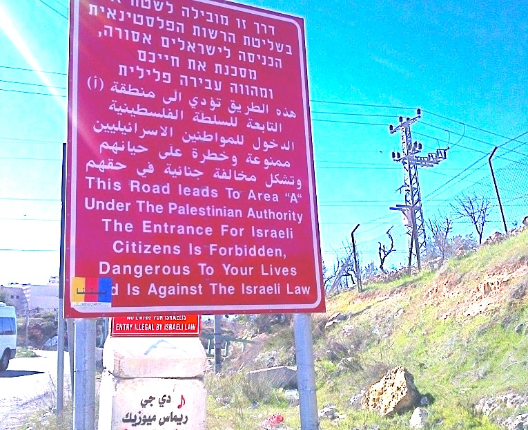 West Bank.