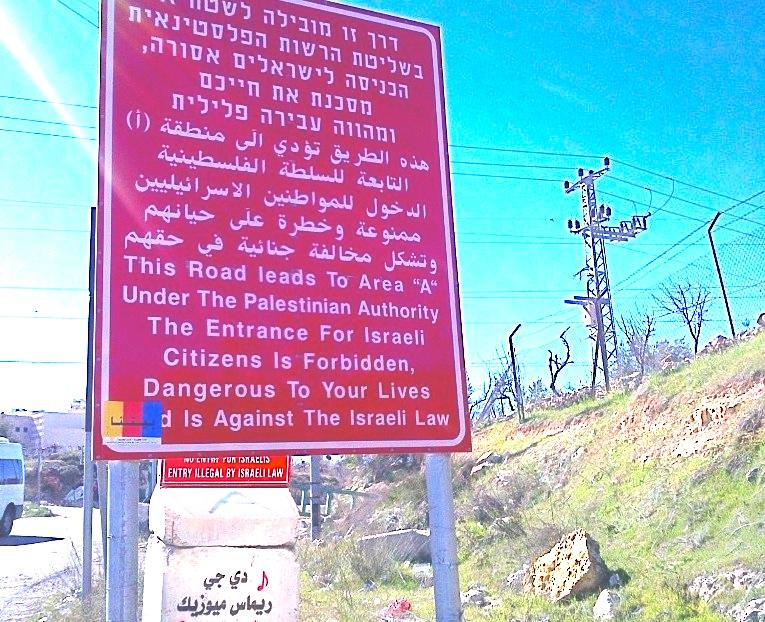West Bank.