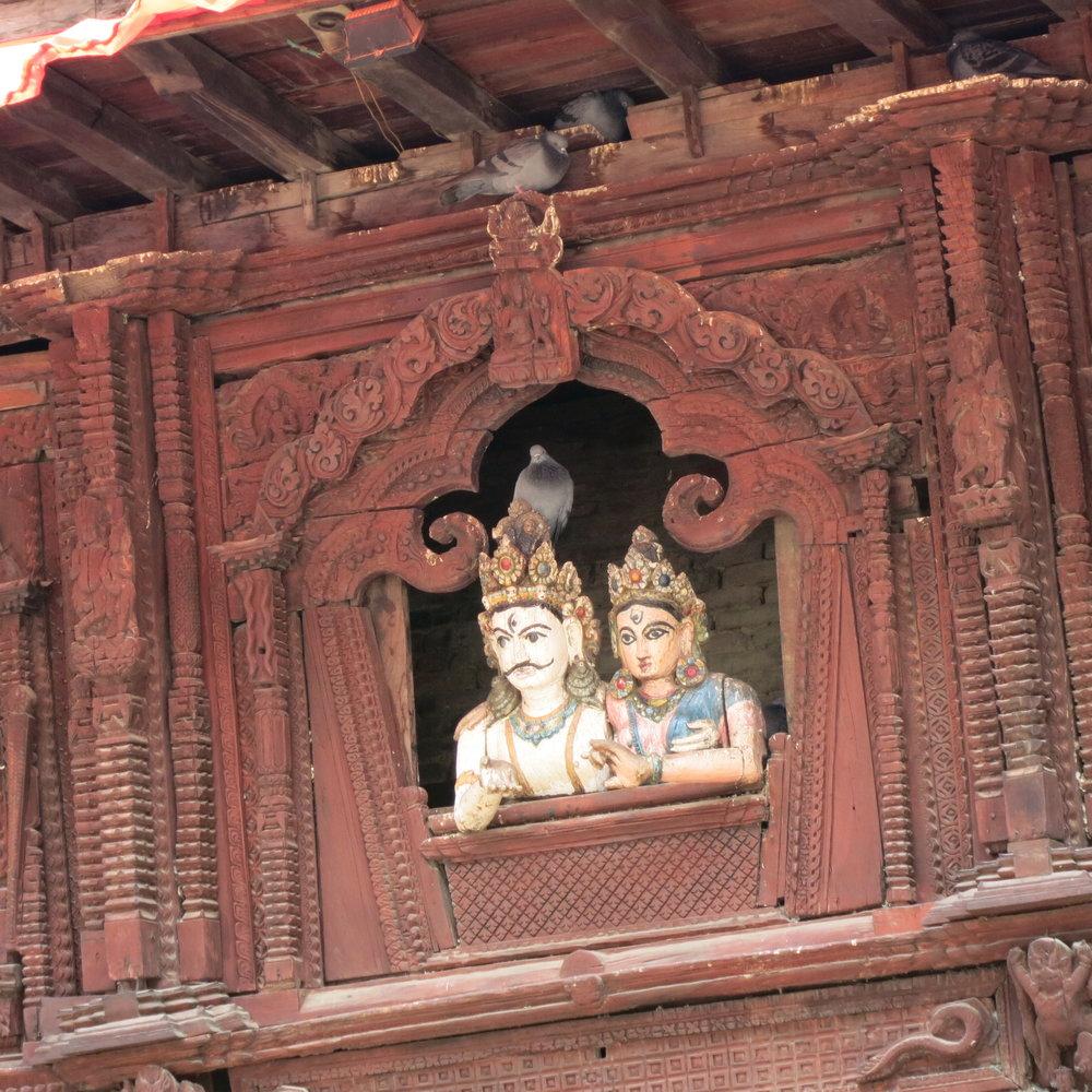 Durbar Square, Kathmandu.
