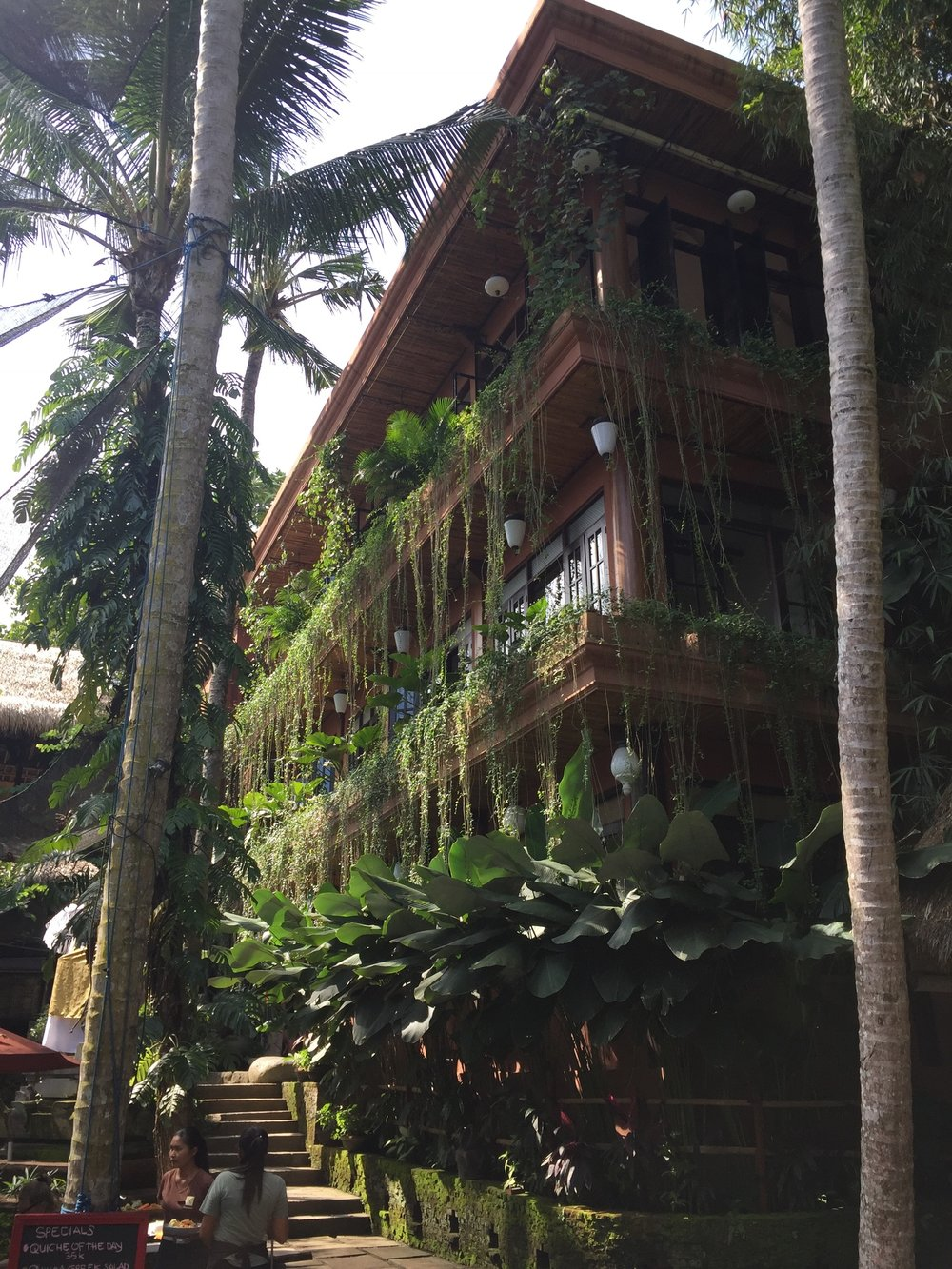 Zen atmosphere at Ubud's yoga mecca-- The Yoga Barn