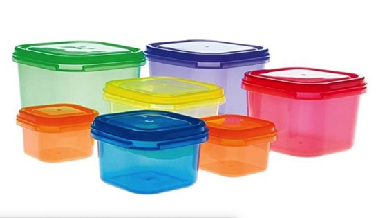 Single Set containers US Amazon store -
