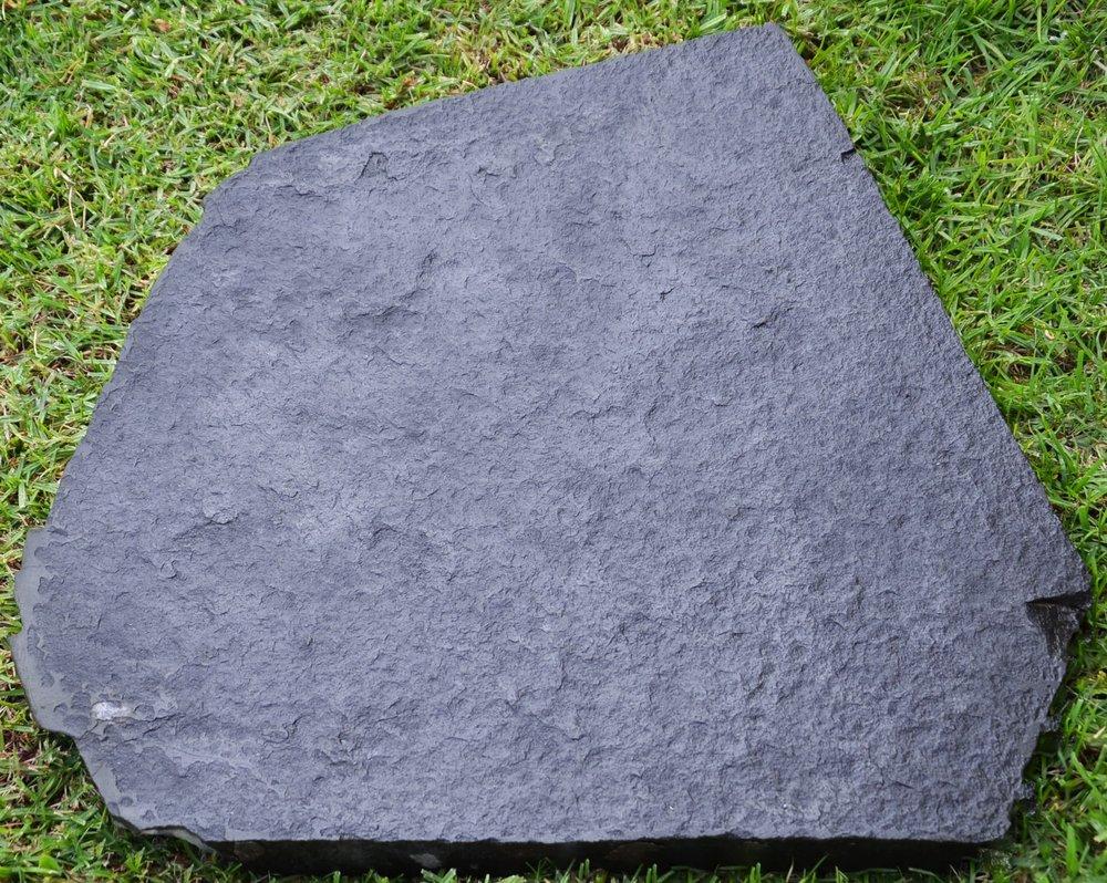Black Basalt Hex Flamed 2inch WET.jpg