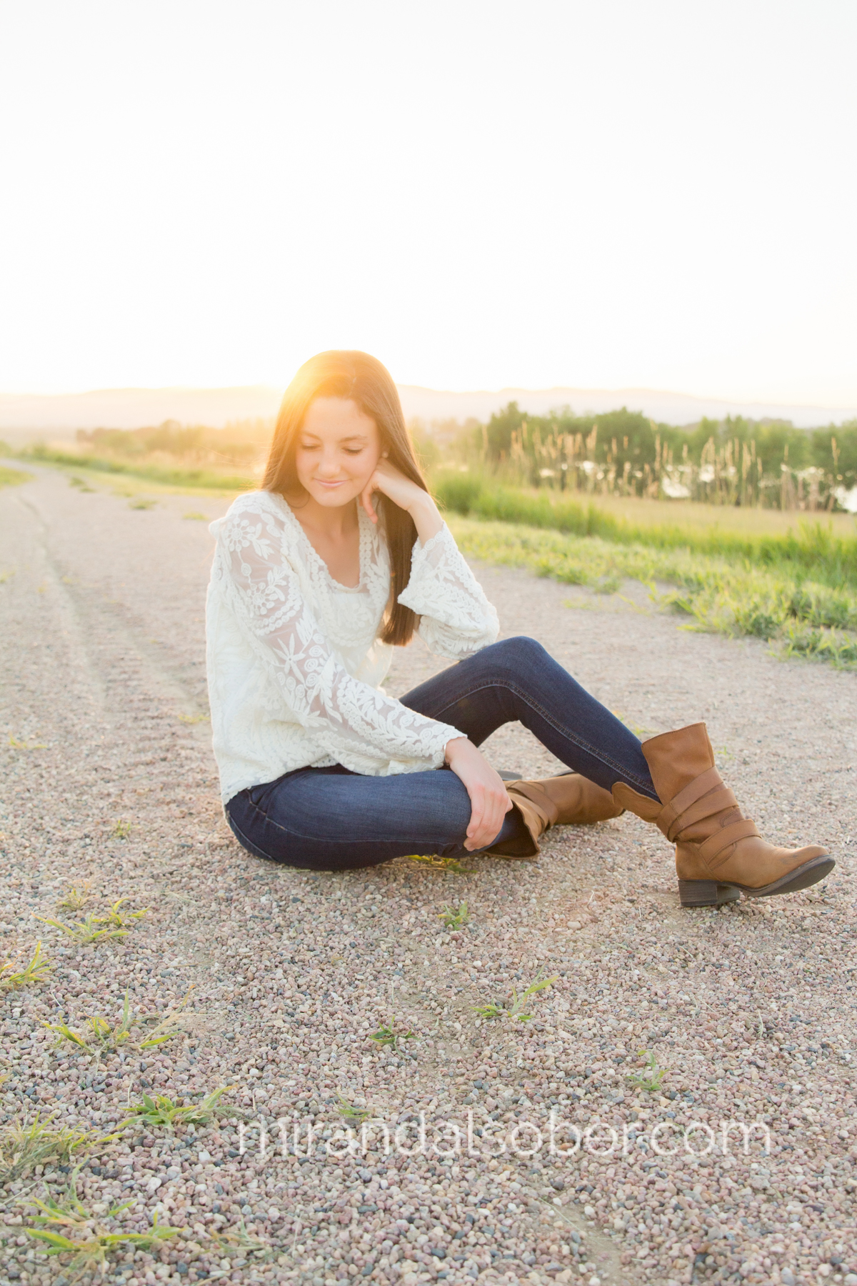denver senior photographer, Miranda L. Sober Photography