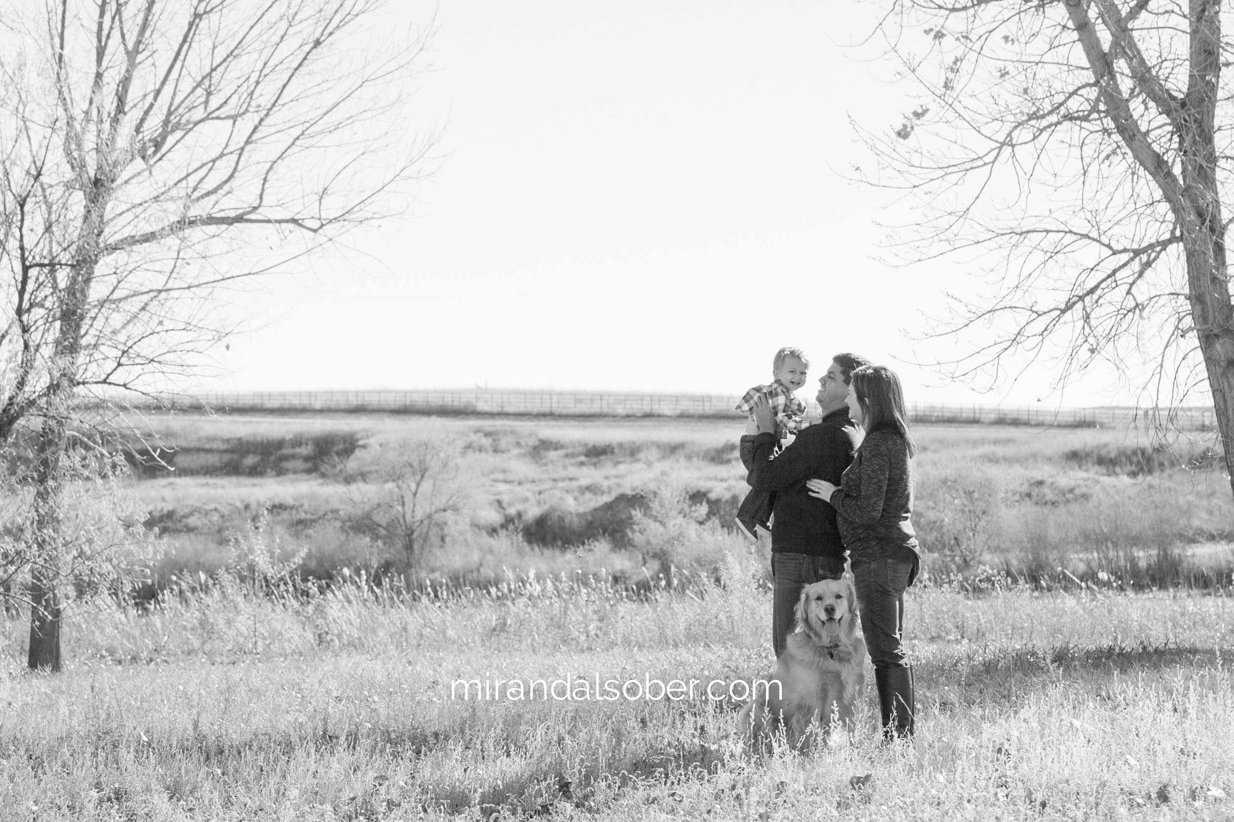 Northern Colorado family photographer, Miranda L. Sober Photography