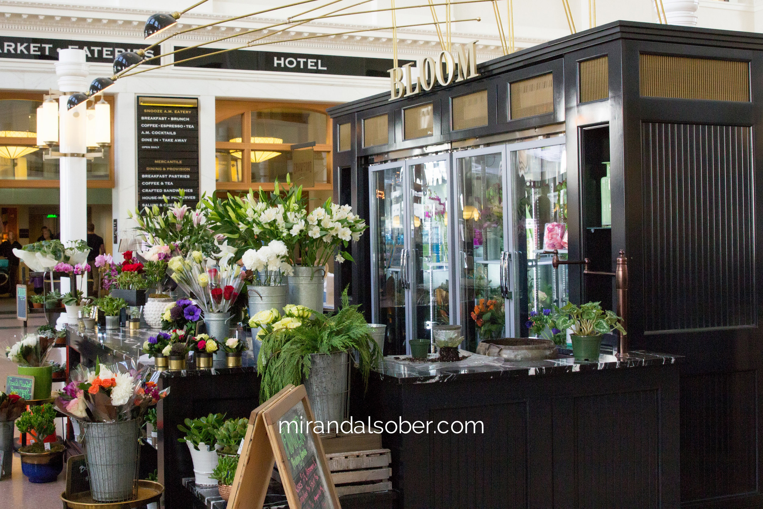 Denver lifestyle photographer, Miranda L. Sober Photography, Denver flower shop, Bloom