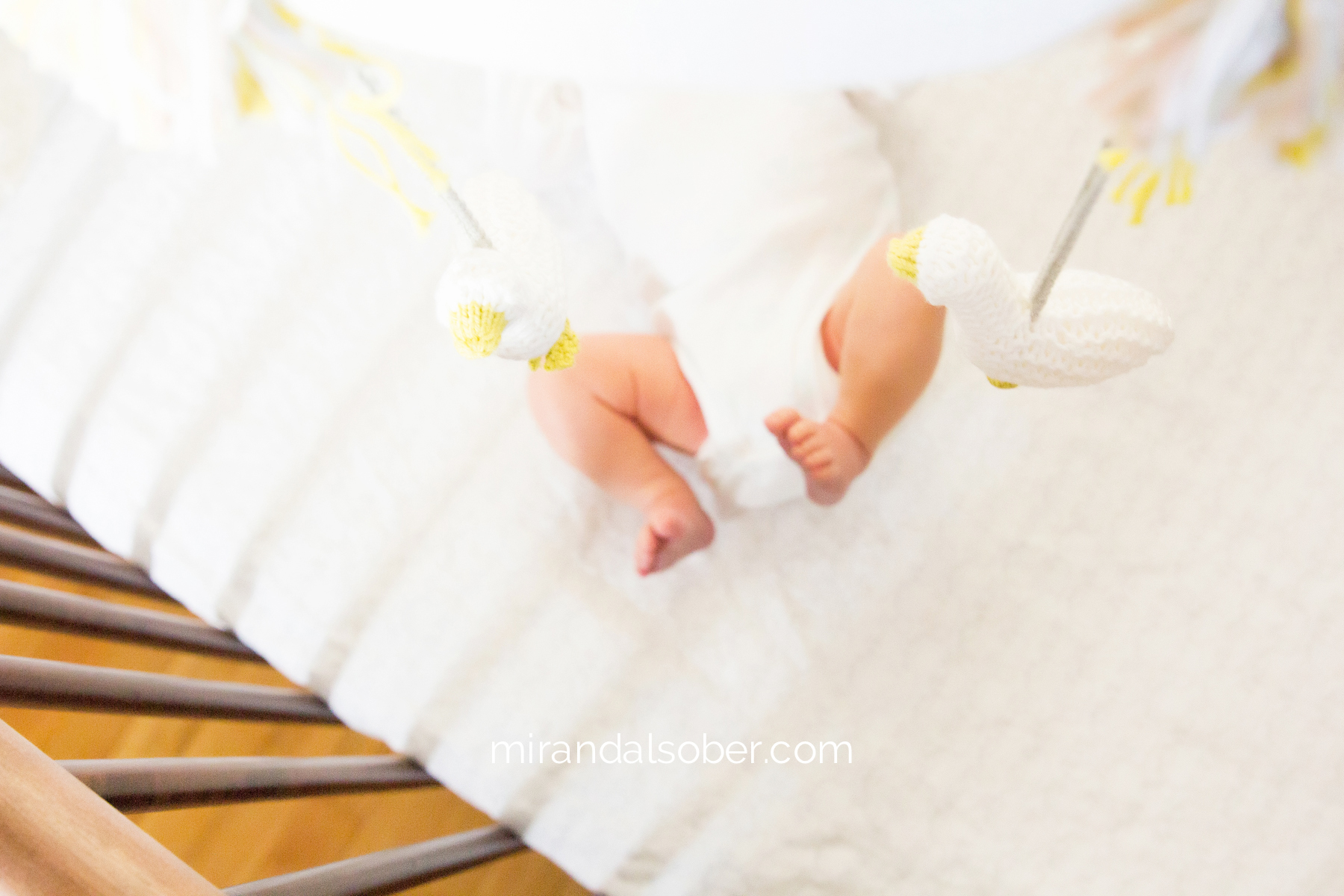Fort Collins photography websites, Miranda L. Sober Photography, baby nursery ideas