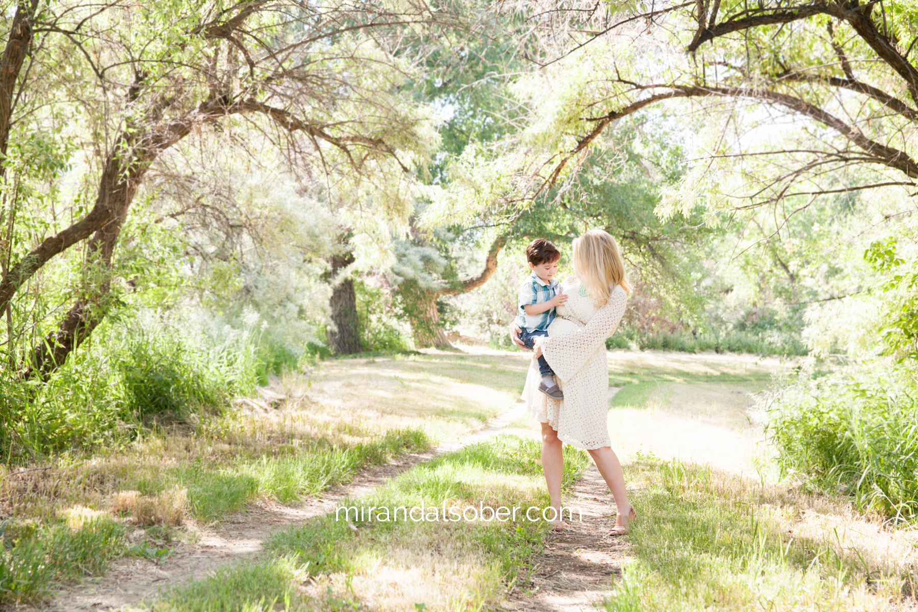 Denver maternity photographer, Miranda L. Sober Photography, baby bump photos