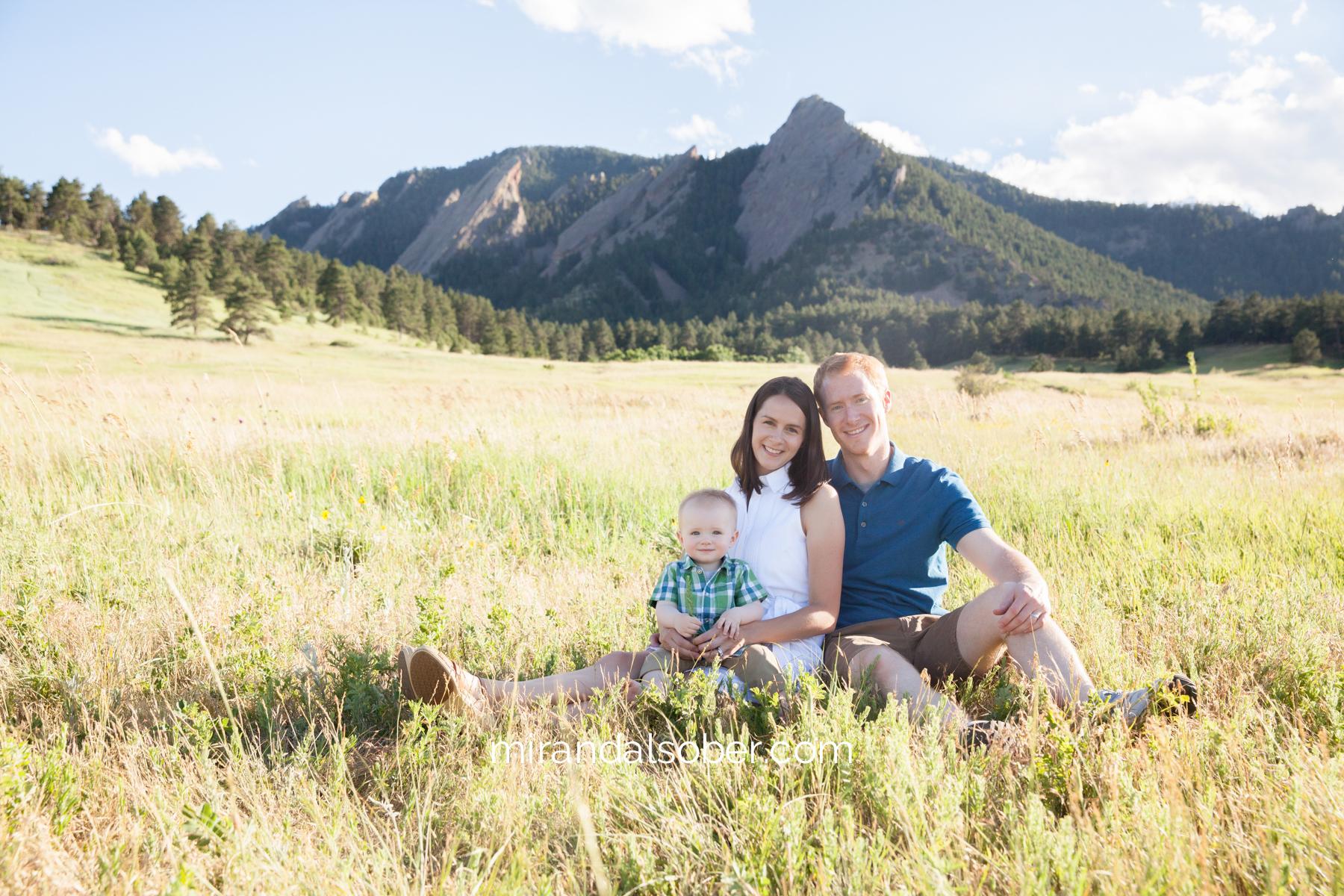 Boulder family photographer, Miranda L. Sober Photography, Boulder photographers