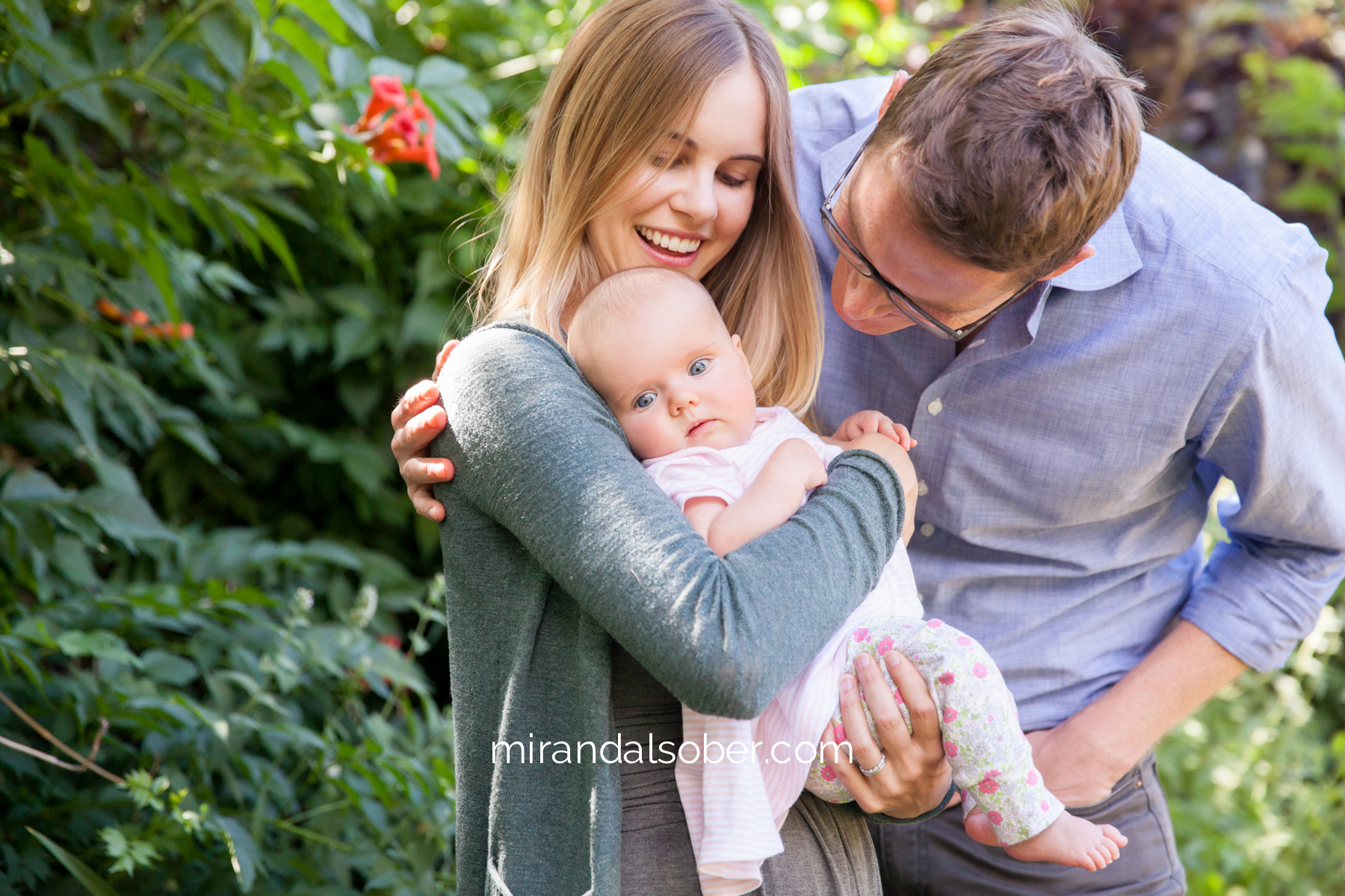 Boulder baby photographers, Miranda L. Sober Photography