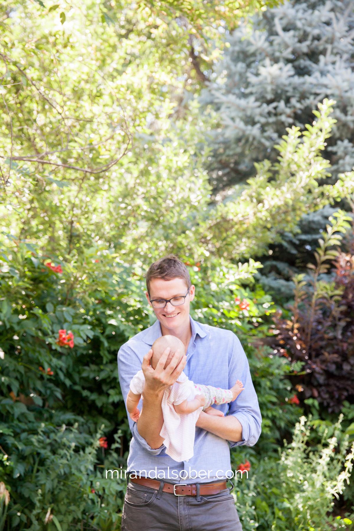 Boulder baby photographers, Miranda L. Sober Photography, baby photographers in Boulder
