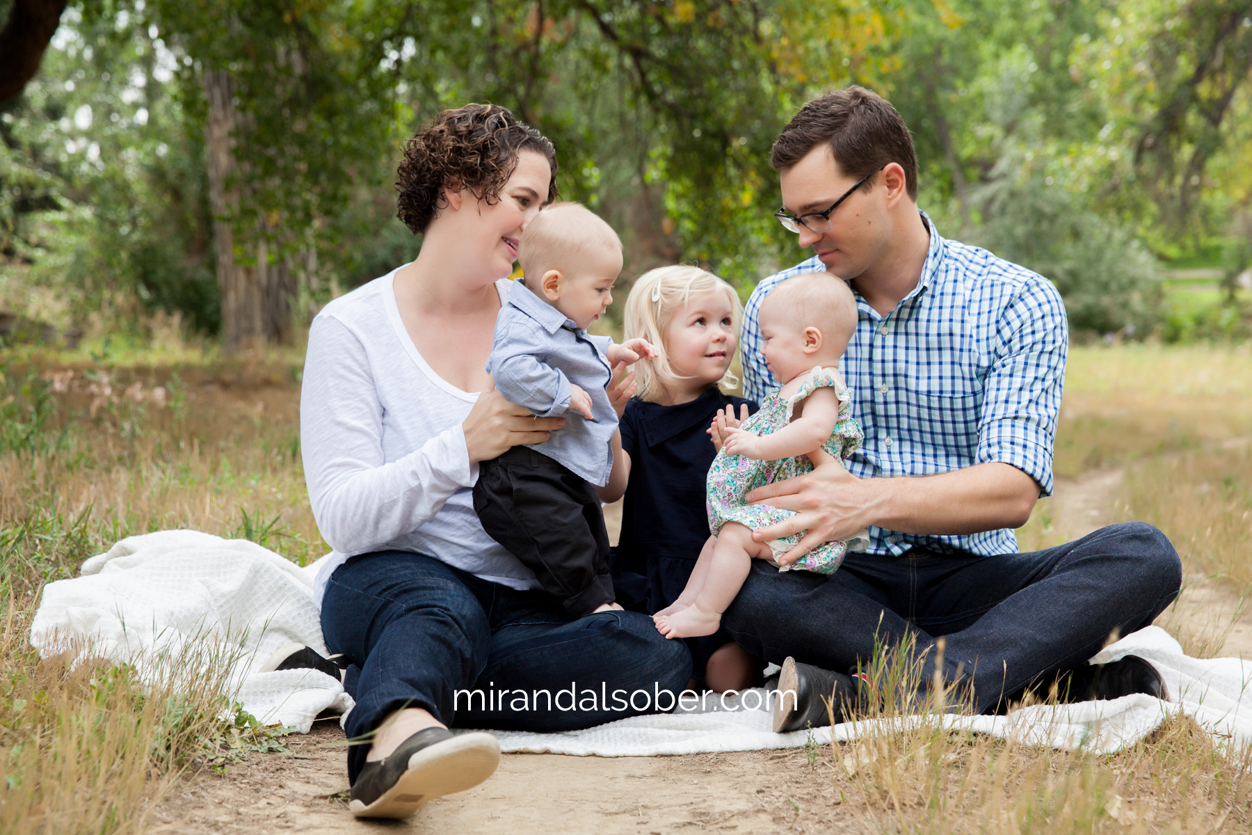Boulder Family Photography, Miranda L. Sober Photography