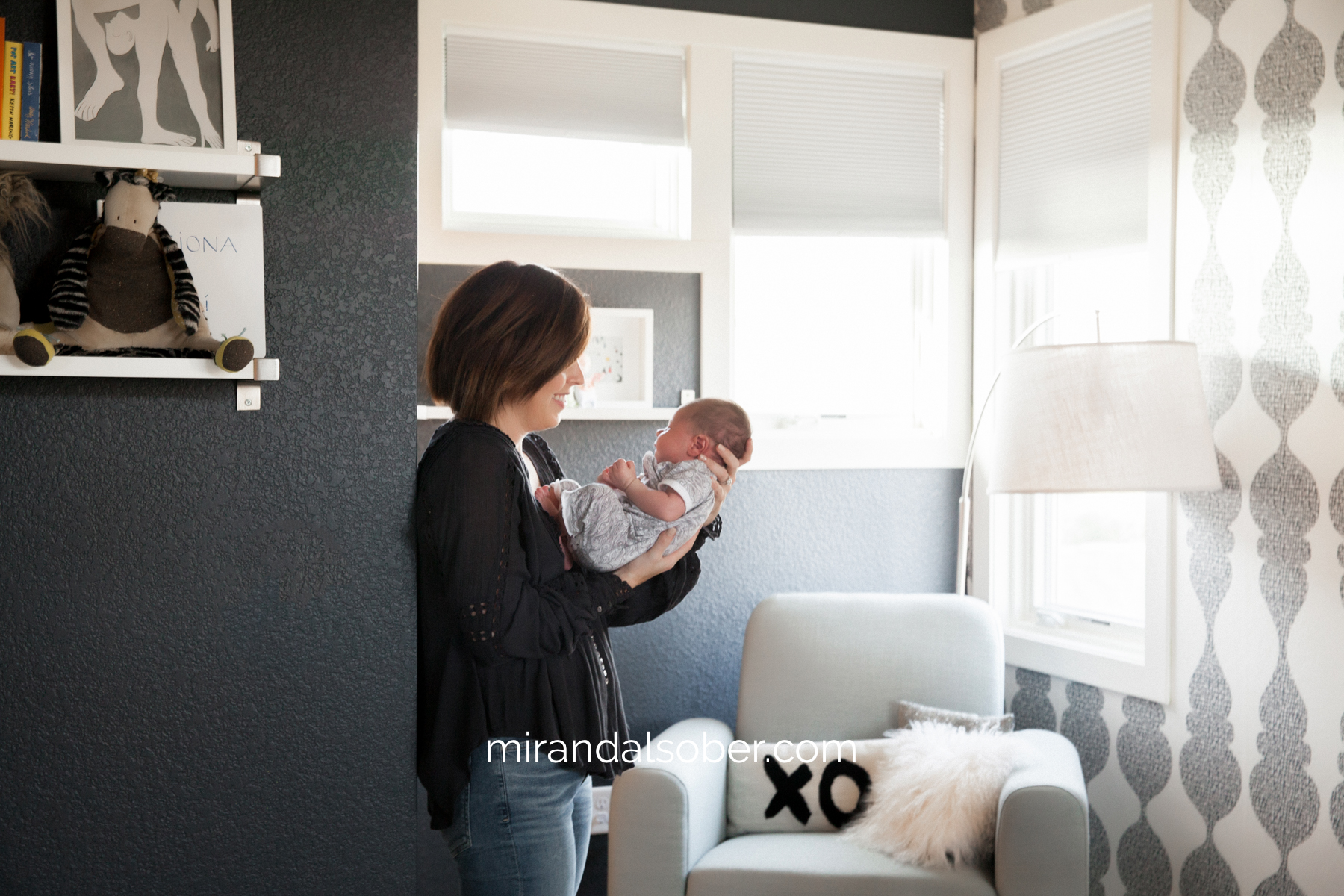 Best Fort Collins Newborn Photographers, Miranda L. Sober Photography