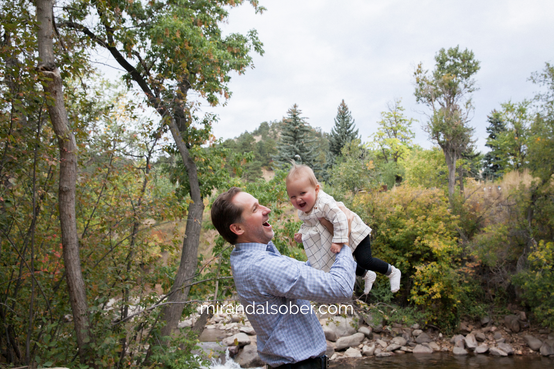 Colorado Baby Photographers, Miranda L. Sober Photography