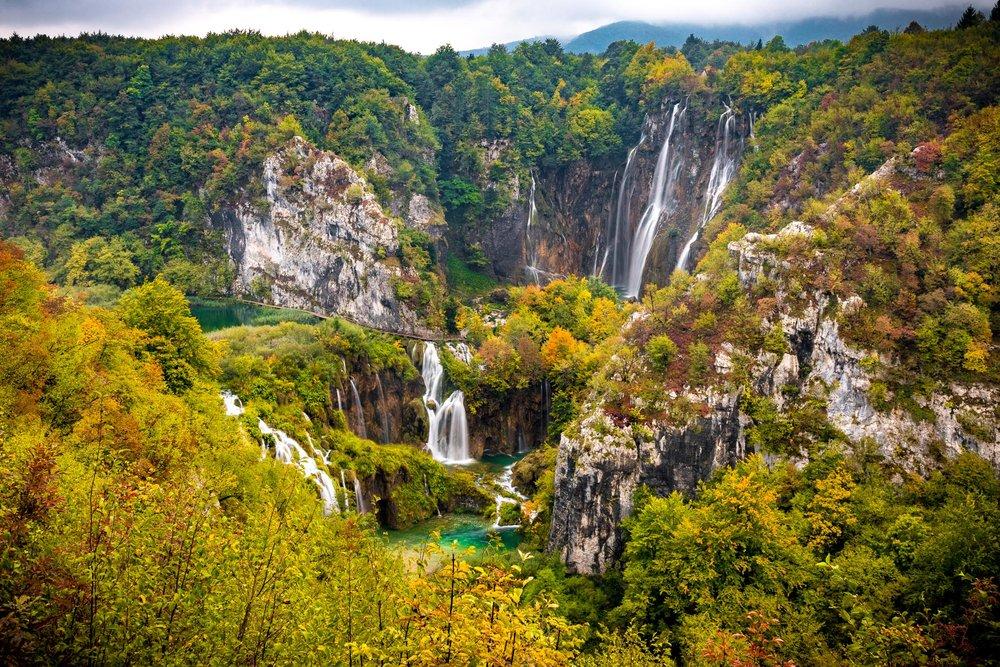 Veliki Slap, Plitvice Lakes National Park
