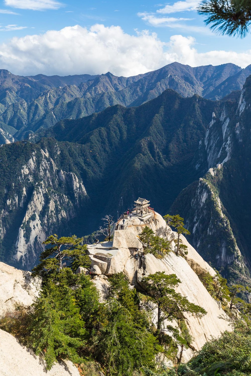 Trekking Hua Shan and the Most Dangerous Trail in the World | Society of Everywhere