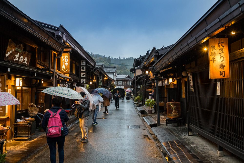 A Visit to Lesser-Known Takayama   Society of Everywhere