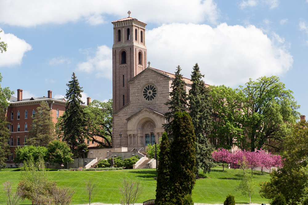 Our Lady of Victory Chapel, St. Catherine University campus, St. Paul, MN