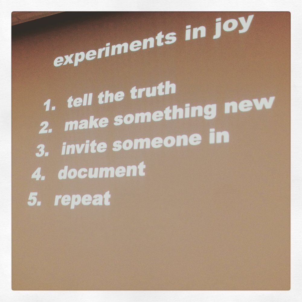 "Dr. Gabrielle Civil's steps for ""Experiments in Joy,"" March 20, 2017. Used with permission [Image Source: Amy K. Hamlin]"