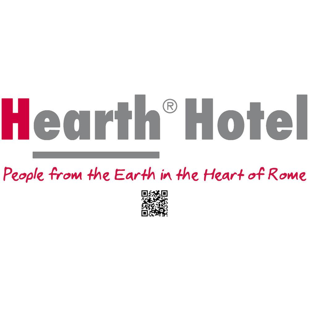 Hearth Hotel - Rome, Italy