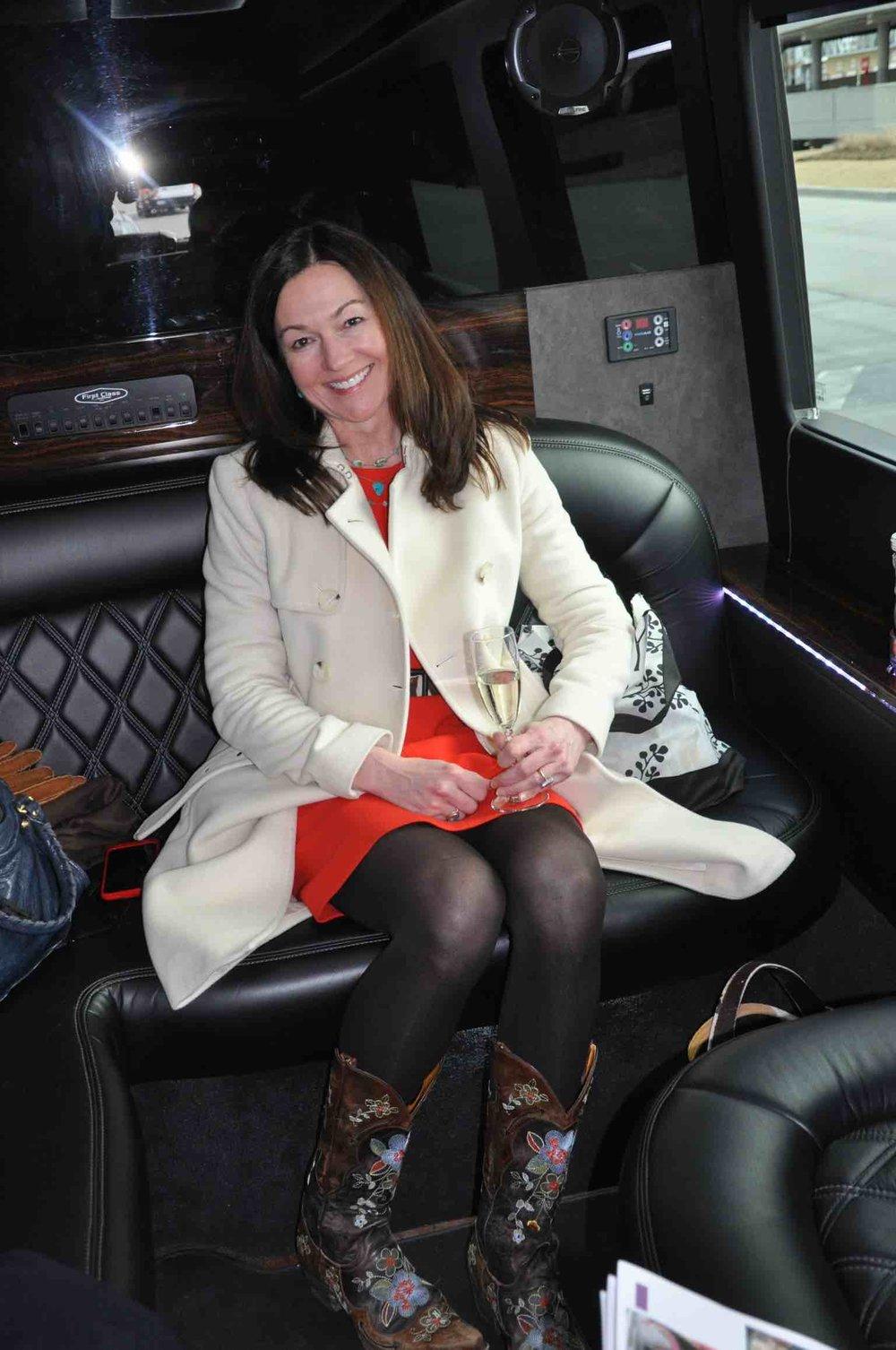 Christina Van Houten, Writer & Founder