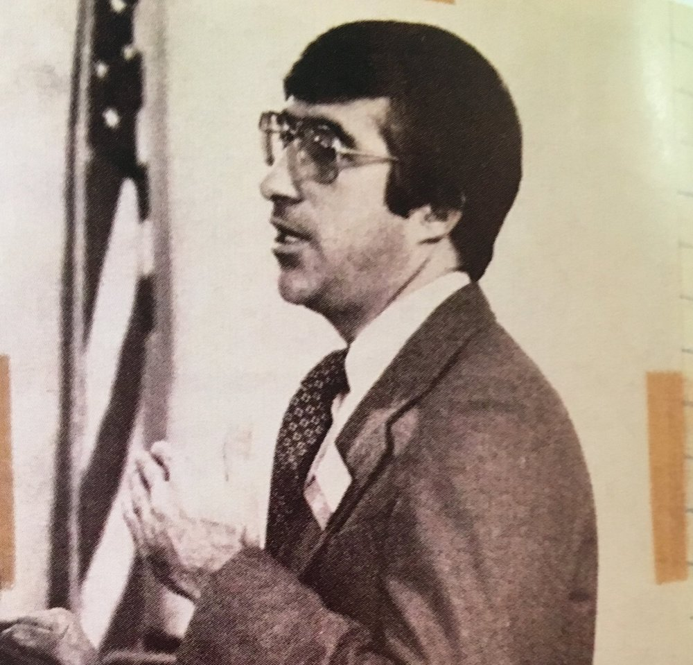 My lawyer-dad in all his 70s handsomeness