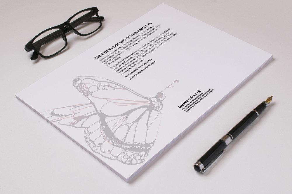 Self-development Worksheets - Free Download