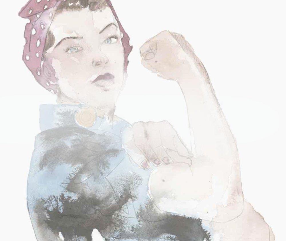 Women@Work(shops) - Inspiring busy working women to find their inner superhero(ine)