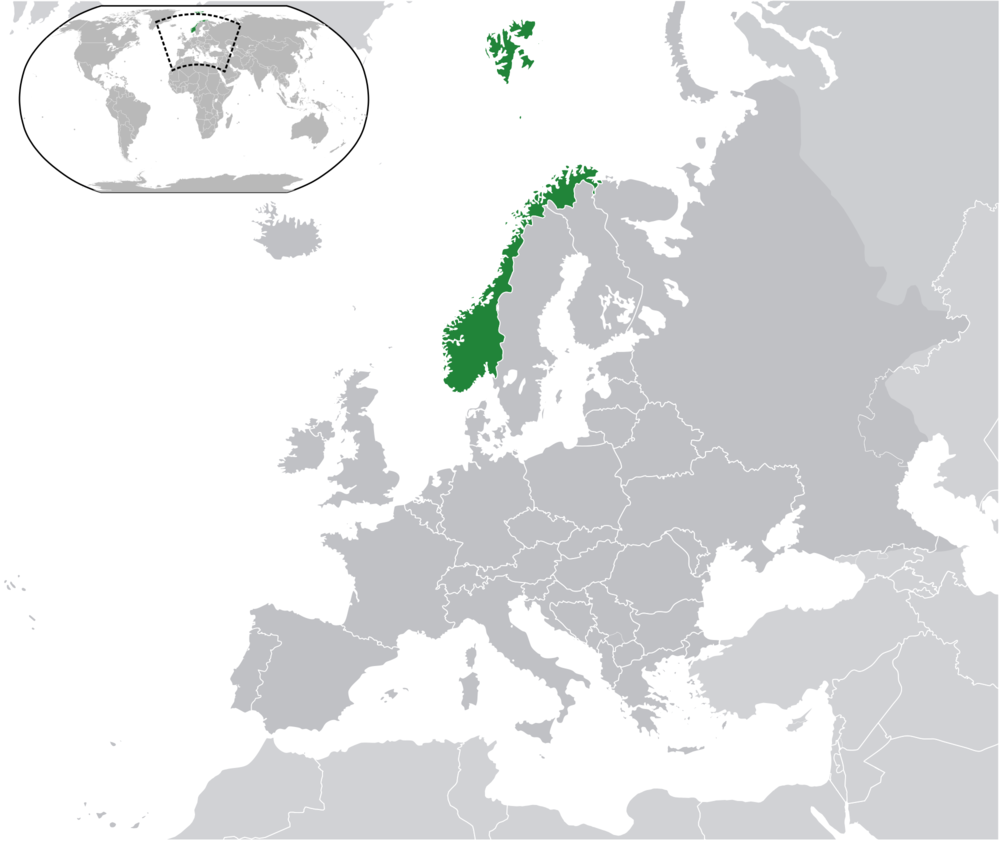 The Norwegian Fjord is bred throughout Scandinavia, but principally in Norway.
